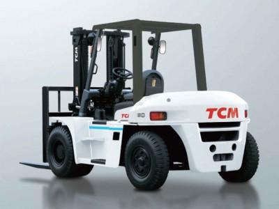 Вилочный погрузчик TCM FD70